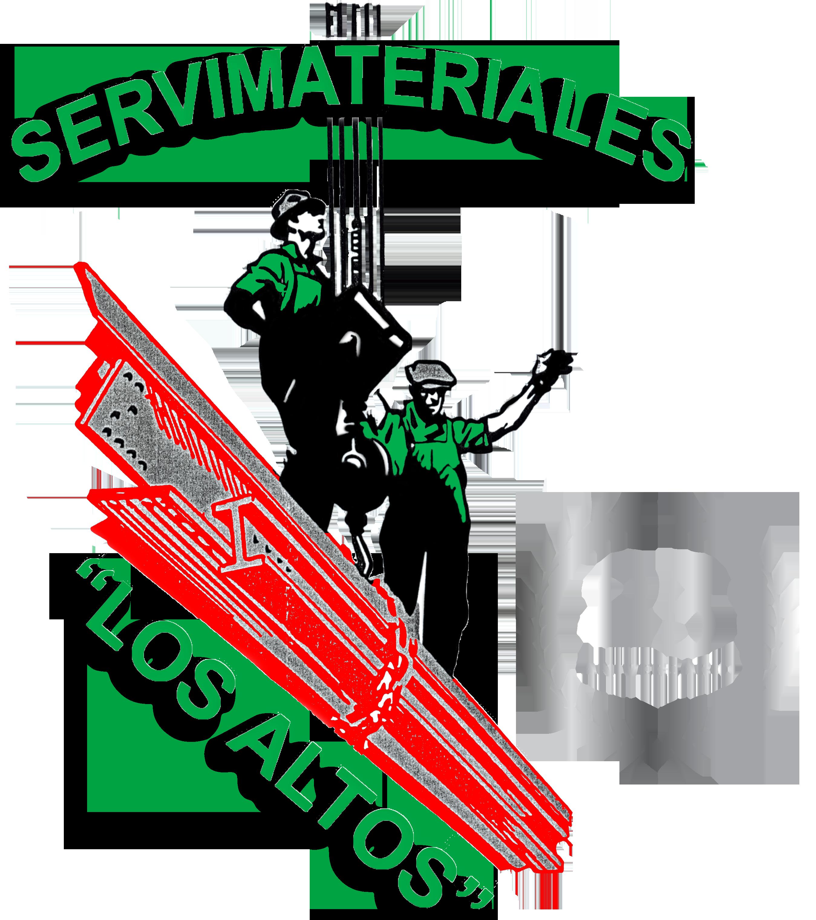 Servimateriales Los Altos